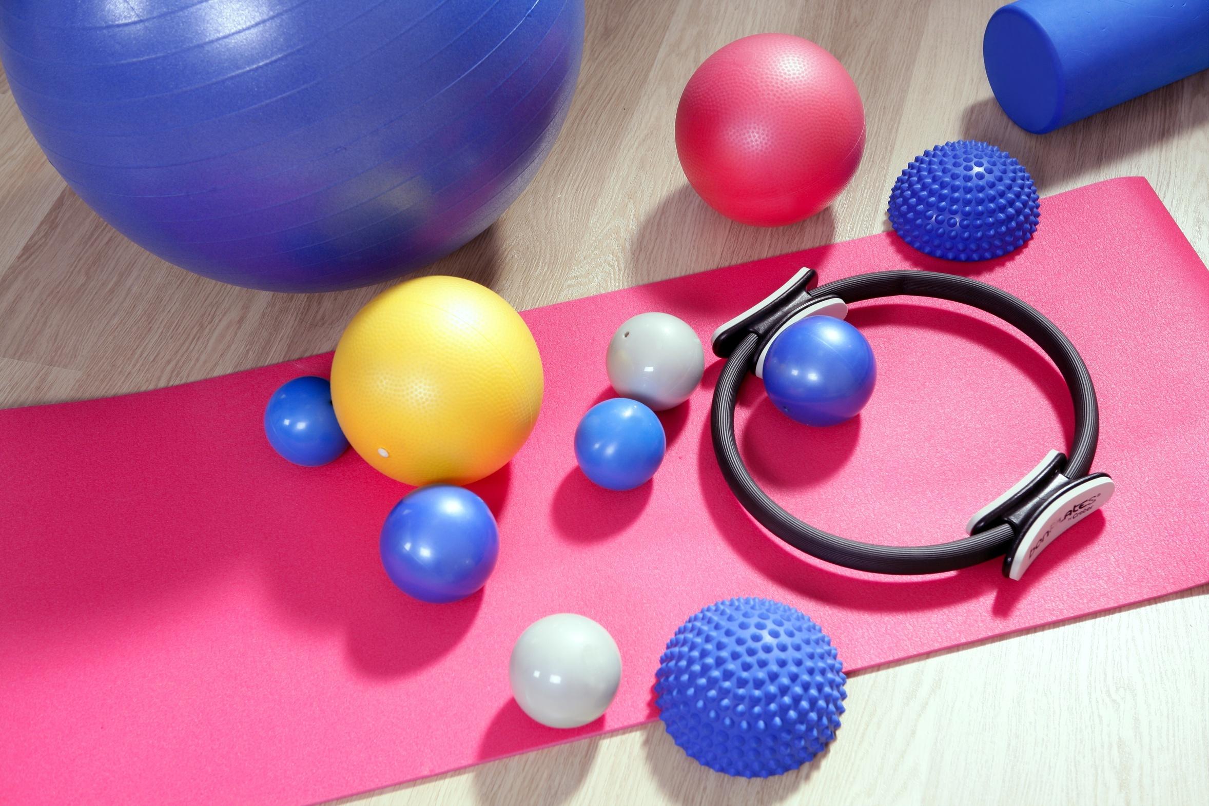 Pilates Training Weingarten
