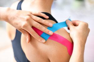 Massage Taping Paket